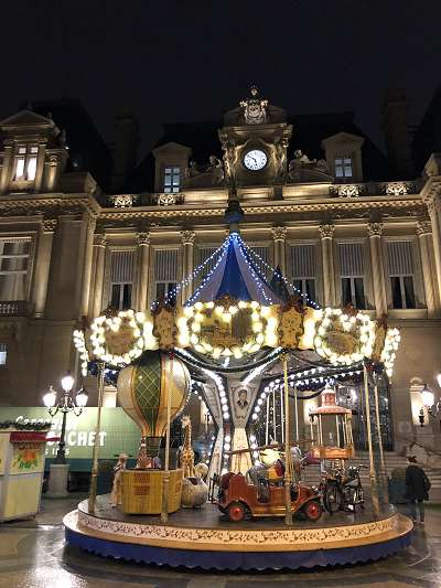 Location Carrousel