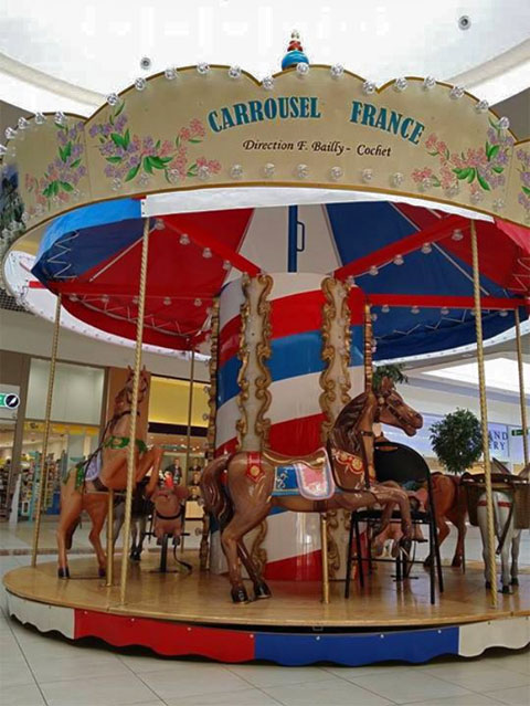 Location Carrousel Circus