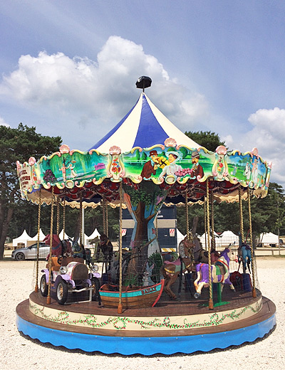 Location Carrousel 1900 Mary Poppins
