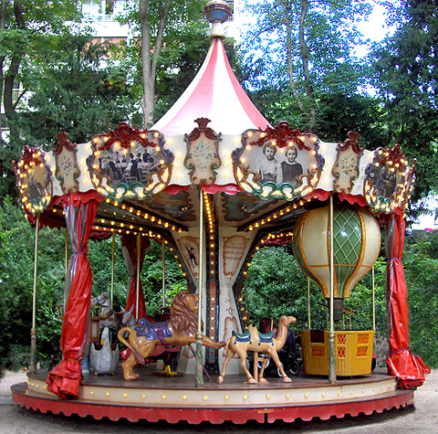 Location Carrousel Rouget de Lisle